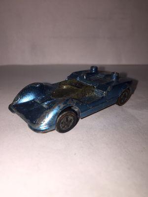 Vintage Hot Wheels Redlines Light Blue Chaparral for Sale in Carteret, NJ