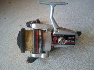Ryobi SX4N The Silver Cloud Fishing Spinning Reel for Sale in San Lorenzo, CA