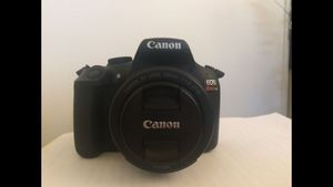 Canon Rebel T6 (1300D) DSLR Camera for Sale in Newhall, CA