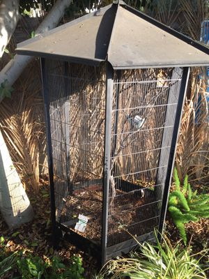 Huge bird cage for Sale in Claremont, CA