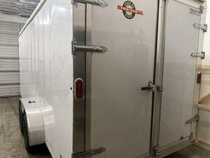 Bumper Pull Enclosed Trailer for Sale in Hayward, CA