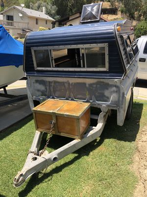 Ford courier surfer camping trailer for Sale in West Covina, CA