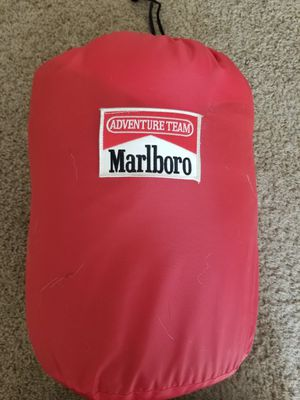 Marlboro Sleeping bag for Sale in Fieldsboro, NJ