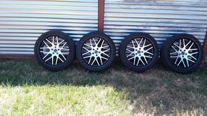 Strada wheels for Sale in San Bernardino, CA