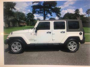 2010 Jeep Wrangler for Sale in Baton Rouge, LA