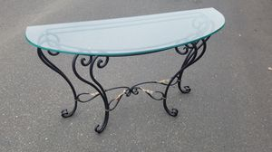 Entrance table for Sale in Modesto, CA
