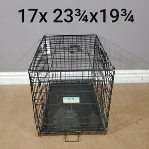 2dr Dog Crate Cage for Sale in Largo, MD