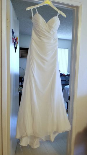 XS wedding dress for Sale in Los Angeles, CA