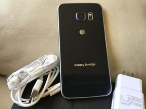 Samsung Galaxy S6 edge for Sale in Springfield, VA