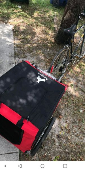 Bike Trailer for Sale in Hollywood, FL