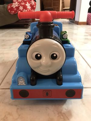 Thomas The Tank Engine Tracks Ride On Train for Sale in Sunrise, FL