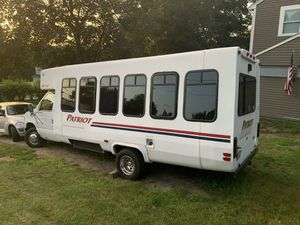 Ford shuttle bus camper low miles runs amazing for Sale in Foxborough, MA