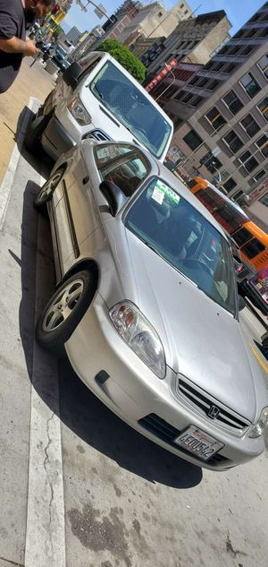 1999 Honda civic ex for Sale in Los Angeles, CA