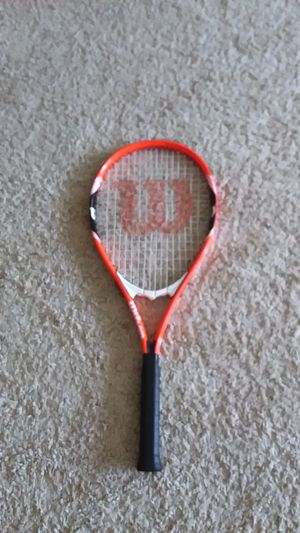 Wilson tennis racket for Sale in Miramar, FL