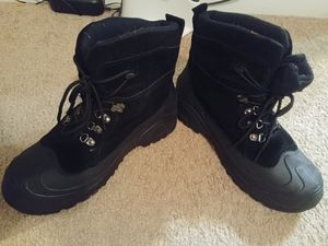 Mens work boots size 12 for Sale in Greensboro, NC