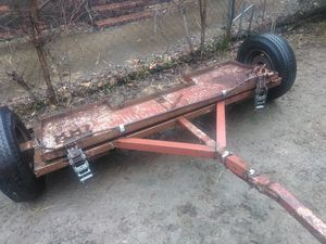 Broken Tow Dolly Needs weld See Pic for Sale in Memphis, TN