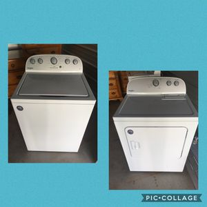 New Whirlpool Washer And Dryer HE for Sale in Chico, CA