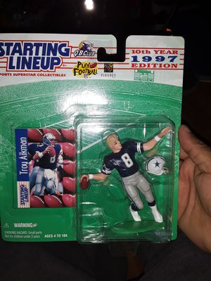 Troy lineup action figure for Sale in San Jose, CA