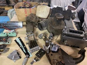 HUGE Lot of 63' Chevy Impala Parts for Sale in Ashford, CT