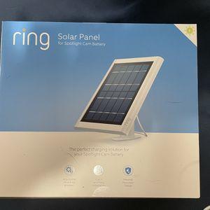 Ring Solar Panel for Sale in Phoenix, AZ