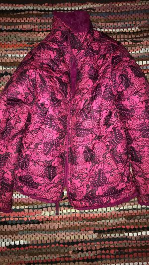 Kids reversible north face jacket size 14/16 for Sale in Washington, DC