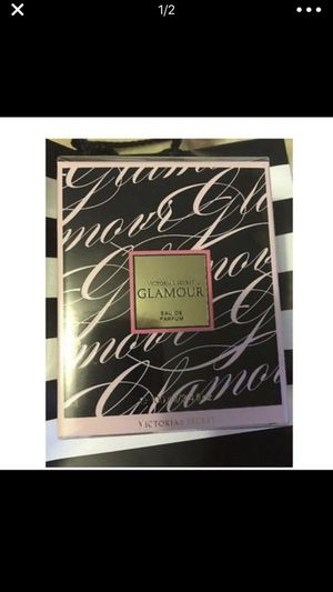 Glamour perfume big size for Sale in Springfield, VA