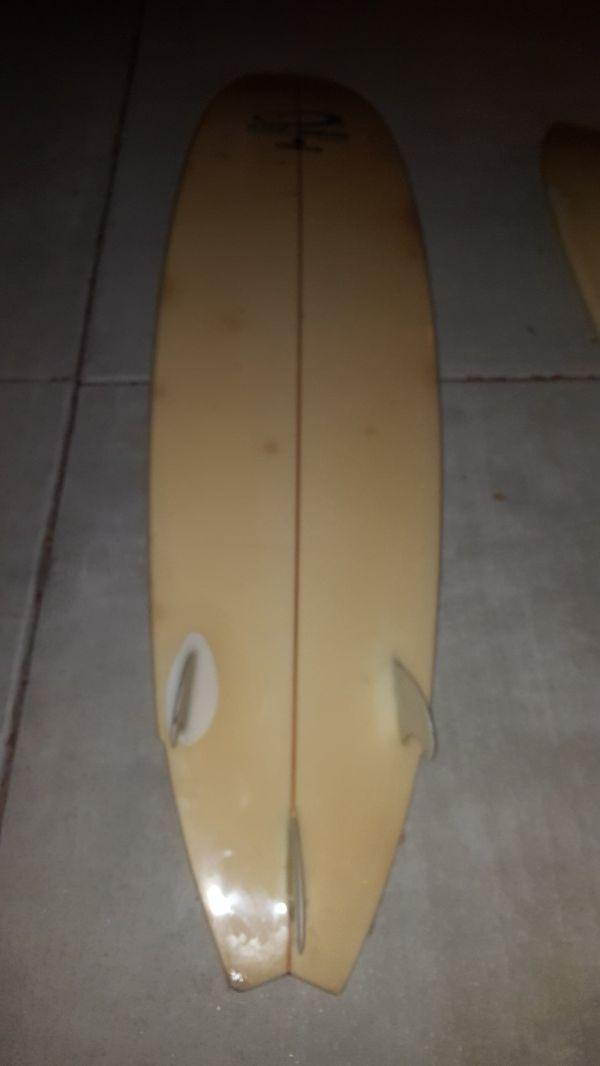 Olas 8 ft Fun shape board