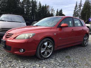 2005 Mazda 3 Wagon for Sale in Lake Stevens, WA