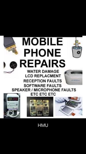 Phone screen repair I fix all broken phones for Sale in College Park, MD