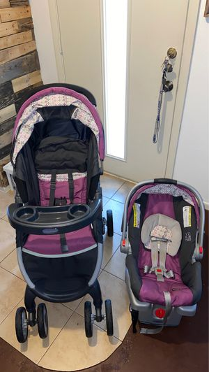 Baby Car Seat and Stroller Set for Sale in Clearwater, FL