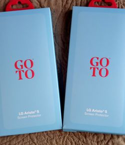 2 Go-To Aristo 5 LG Phone Screen Protectors for Sale in Cape Coral,  FL