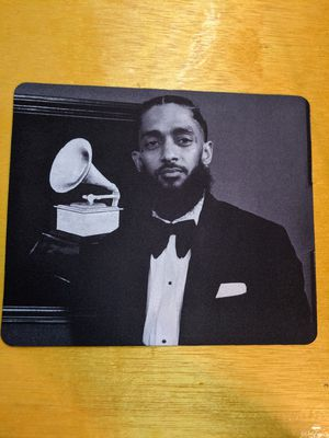Brand New Nipsey Hussle Mouse Pad for Sale in Los Angeles, CA