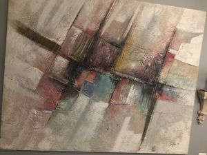 Giant painting for Sale in Chicago, IL