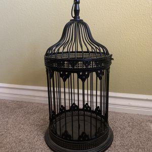 Decorative Bird Cage for Sale in Corona, CA