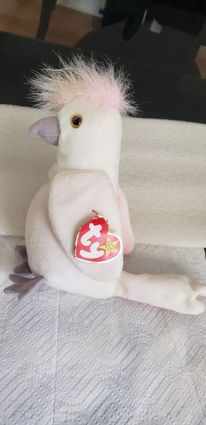 TY Kuku beanie baby error tags retired MINT for Sale in Rosedale, MD