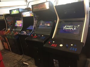 Just built arcade games play 1299 games .pacman,Galaga,streetfighter,Simpsons too much to list for Sale in Northbrook, IL