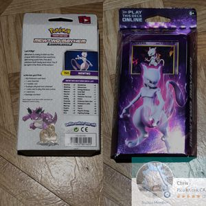 Evolutions theme Decks Mewtwo for Sale in Pico Rivera, CA