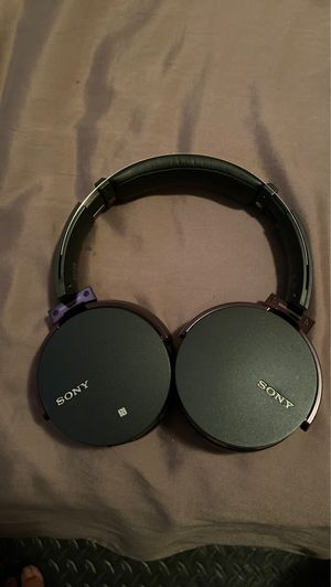Sony headphones 🎧 Bluetooth ⚡️Extra Bass for Sale in Houston, TX