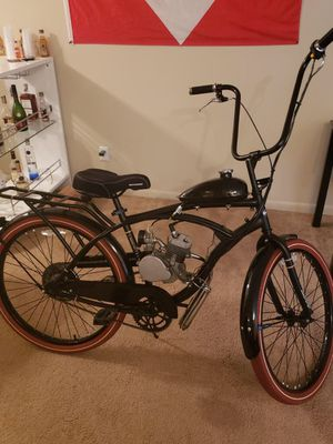 80 cc Beach Cruiser Gas Motor Bike for Sale in WARRENSVL HTS, OH