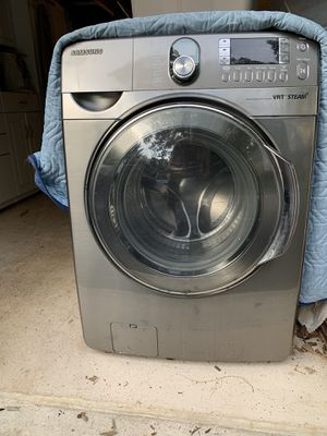 Samsung Washer/dryer set – stackable for Sale in West Friendship, MD