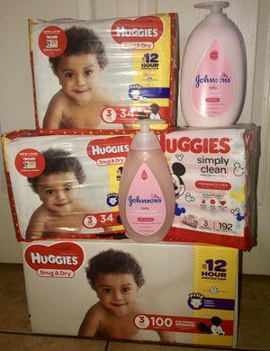 Diaper bundle for Sale in Tampa, FL
