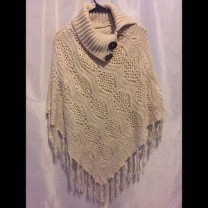 ✨ Crocheted Poncho for Sale in Rouse, KY