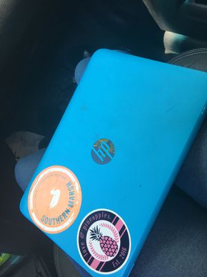 Hp laptop for Sale in Poston, SC