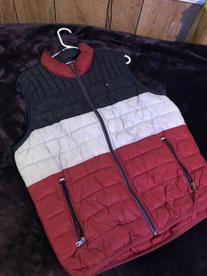 Tommy Hilfiger men's Vest size medium for Sale in Gaithersburg, MD