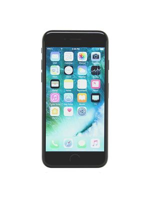 (Used) iPhone 7 - (Color:Black)   128 GB Storage Capacity   4.7 Inch Display   Strong Aluminum Body for Sale in Montebello, CA