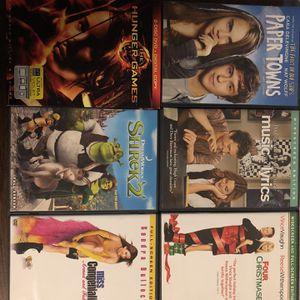 DVD Bundle for Sale in Lemon Grove, CA