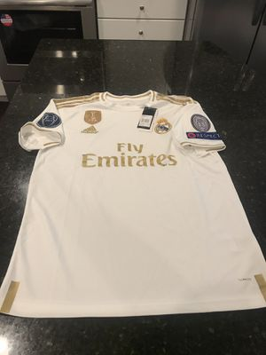 Real Madrid 19/20 for Sale in Sterling, VA