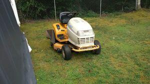 Cub Cadet 2166 42inch cut riding mower automatic for Sale in Richmond, VA