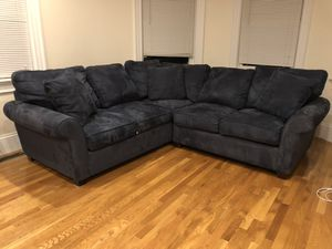 Blue Bauhaus Couch/Sectional for Sale in Boston, MA