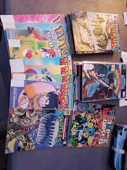 Comics lot Pokémon Dragonball Z TMNT Judge Dredd Turok for Sale in Carmichael,  CA